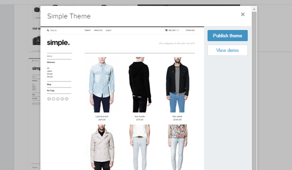 Build an eCommerce Website using Shopify 07