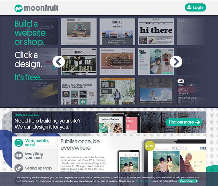 moonfruit-website-builder